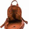 Afbeelding van Bear Design Anti-diefstal rugzak Dex CL 40949 Cognac