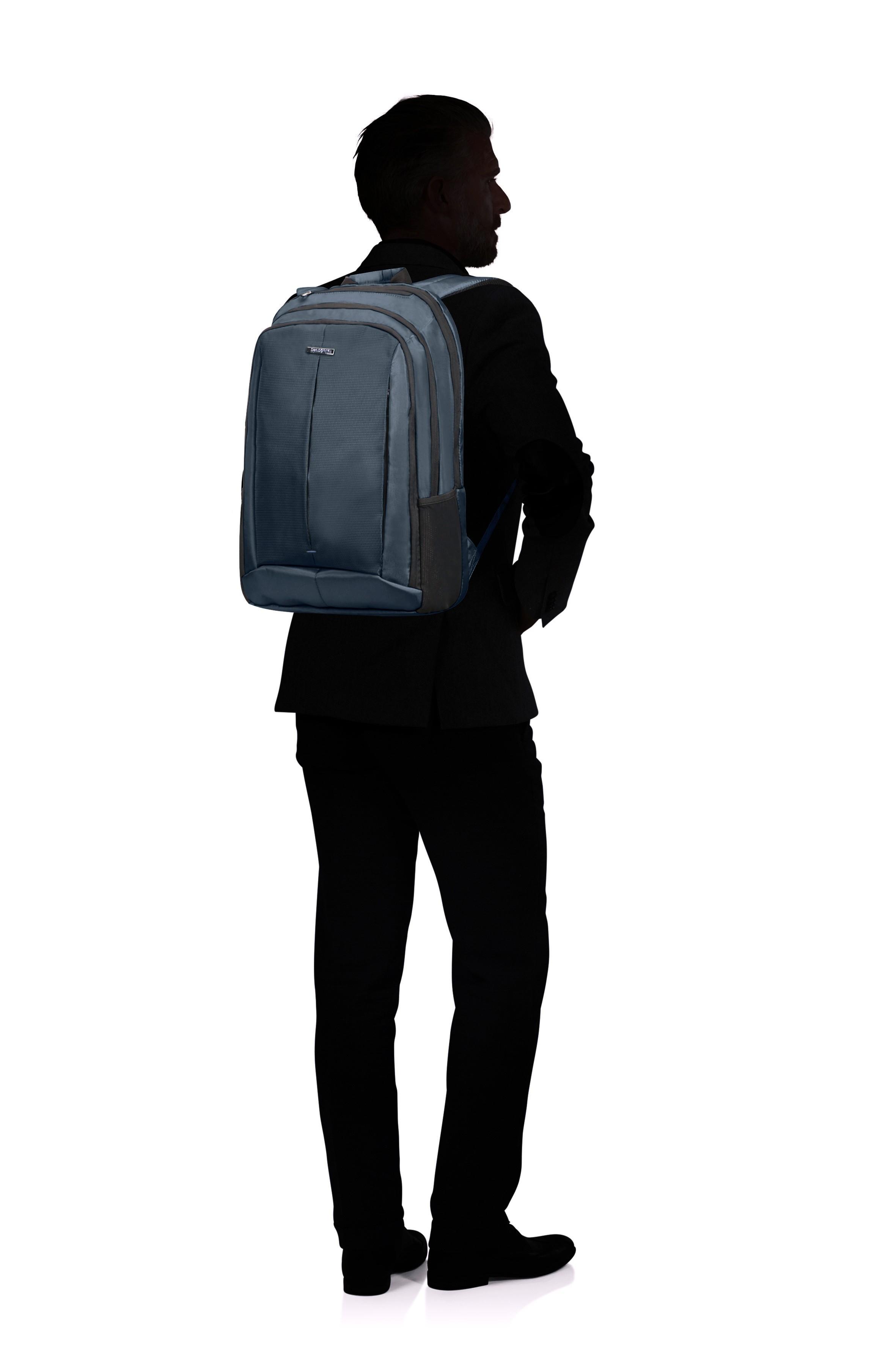 9460e4fa817 Samsonite GuardIT 2.0 Laptop Backpack L 17.3'' blue - Taska lederwaren