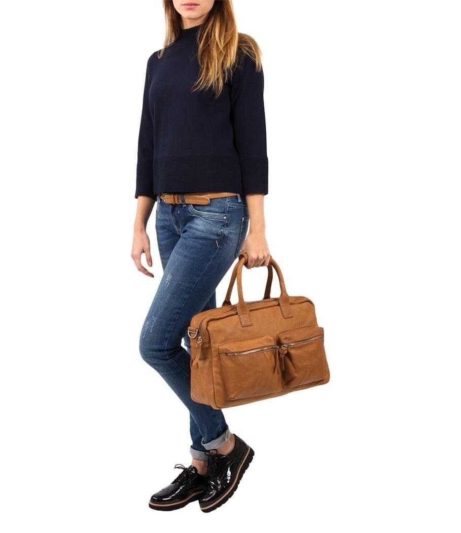 6de301c1e74 Cowboysbag The Bag Camel - Taska lederwaren's shop