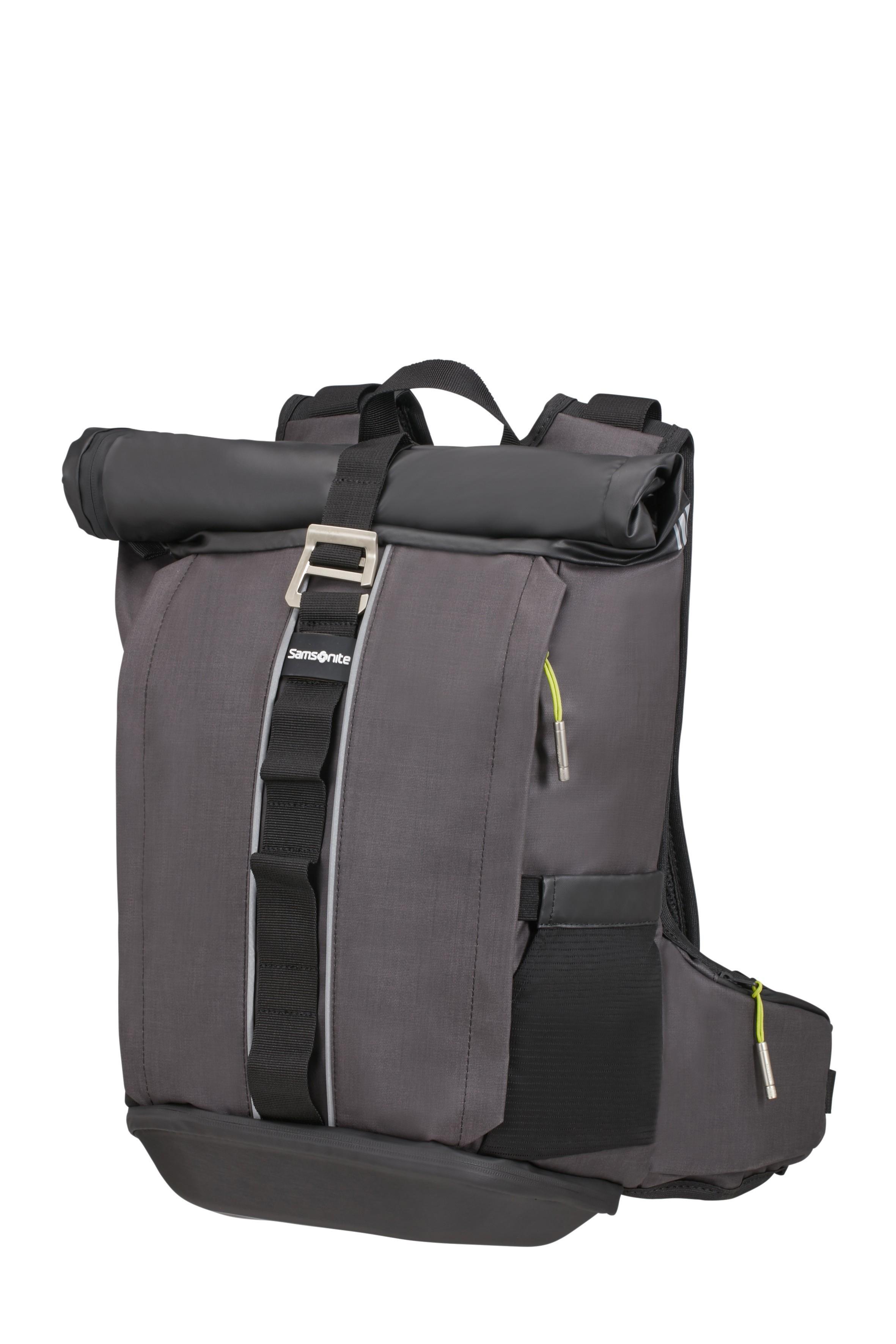 7d695eb7ff43 Samsonite 2WM Laptop Backpack R Top 15.6'' black - Taska lederwaren