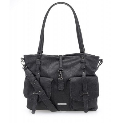 Foto van Tamaris Bernadette Shopping Bag Black