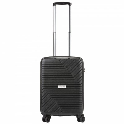 Foto van Handbagage koffer Carry On 55 cm Transport Black