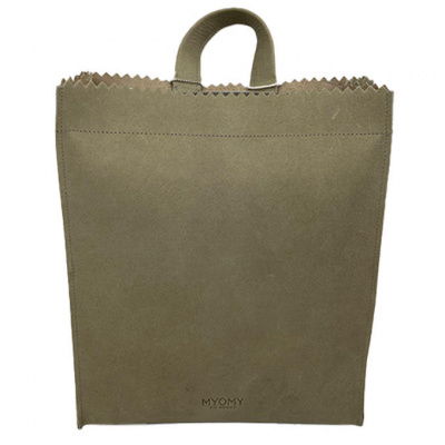 Foto van Myomy My Paper Bag Backback Taupe