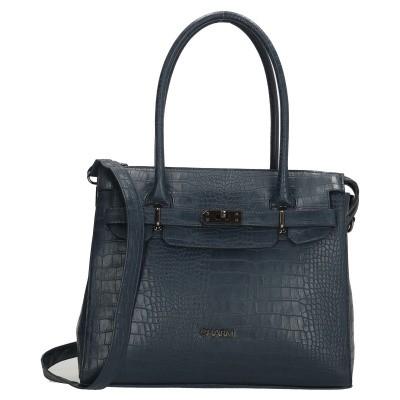 Shopper Blauw 18334