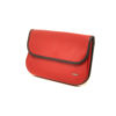 Foto van Berba Soft 001-165 Ladies Wallet Red-Black