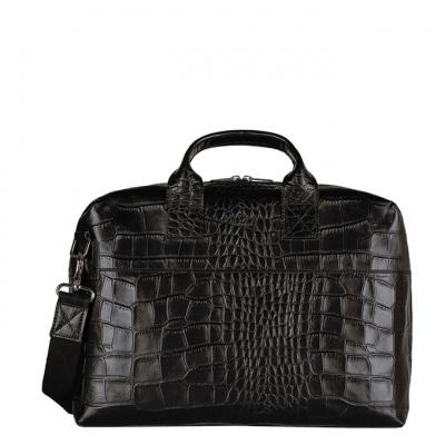 Foto van Myomy Philip Bag Businessbag croco black