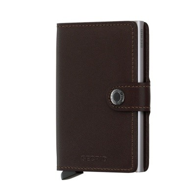 Foto van Miniwallet Original Dark Brown