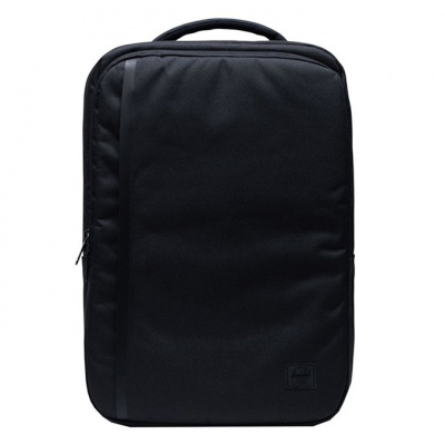 Foto van Reis rugtas Herschel Travel Backpack Black