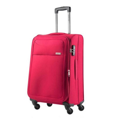 Foto van CarryOn Trolley 67cm AIR Cherry Red