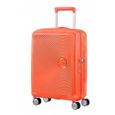 Foto van American tourister Soundbox SPINNER 55/20 Picy Peach