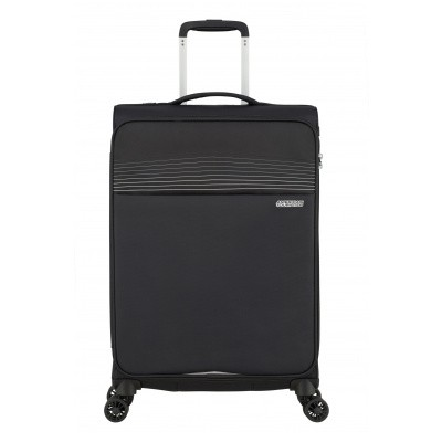 Foto van Koffer American Tourister Lite Ray Spinner 69 golden Black