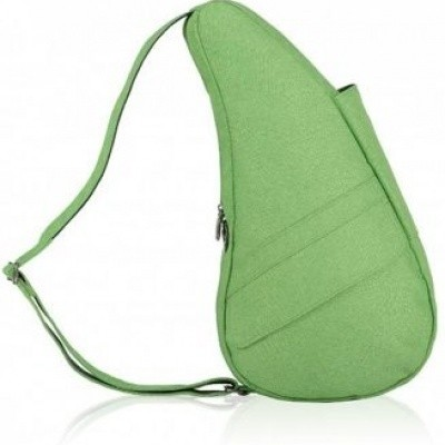 Healthy back bag grassloth lime S