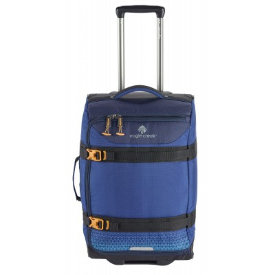 Eagle Creek Expanse Wheeled Duffel int Carry On Twilight Blue