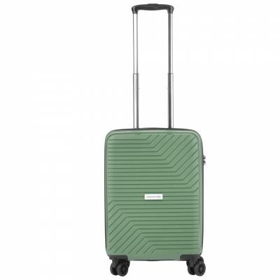 Handbagage koffer Carry On 55 cm Olive Green