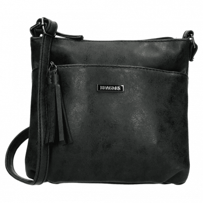Dames Schoudertas Dugros 16808 Zwart