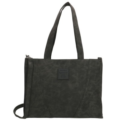 Shopper Beagles 18109-001 Zwart
