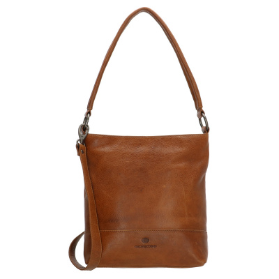 Schoudertas Micmacbags 18050 Brown