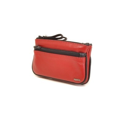 Berba Soft 003-097 Key Pouch Red-Black
