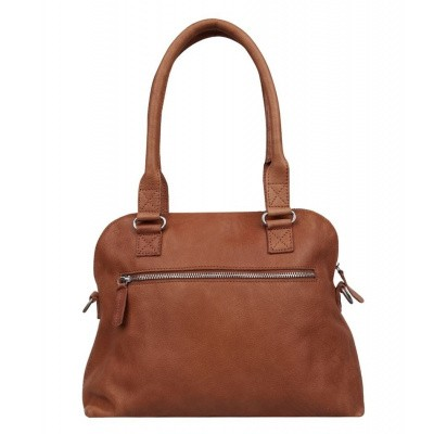 Cowboysbag Bag Carfin 1645 Cognac