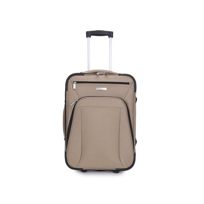 Koffer Decent Basic Line Trolley 54 Beige