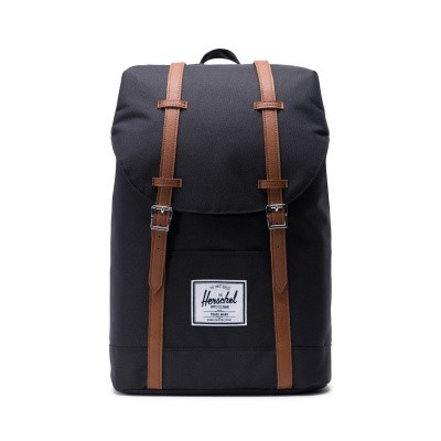 Foto van Herschel Retreat Black/Tan