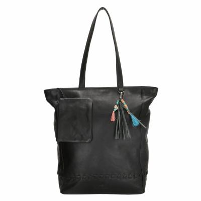 Shopper Micmacbags Friendship 18620 Zwart