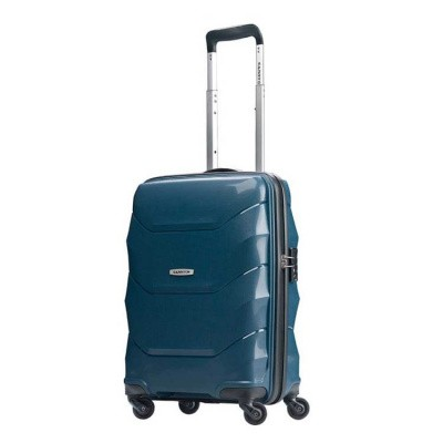 Foto van CarryOn Trolley 55cm Porter 2.0 Petrol Blue