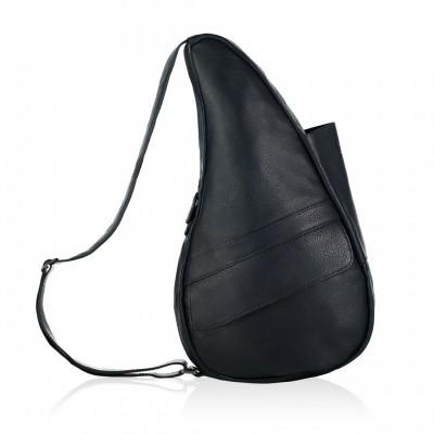 Foto van Healthy back bag leather black S