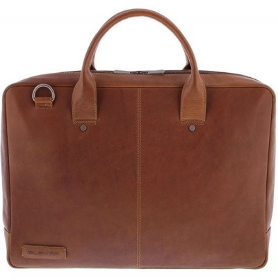 Business Schoudertas Plevier 858-2 Cognac
