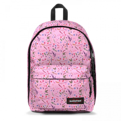Rugzak Eastpak Out of Office Herbs Pink