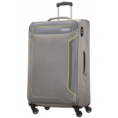 Foto van American tourister SPINNER 77/28 METAL GREY