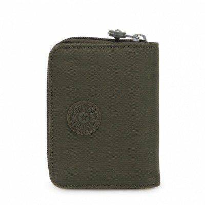 Kipling Money Power Jaded Green C
