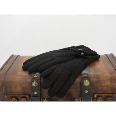Foto van Leren Dameshandschoen Glove Story met Gants Touch Zwart