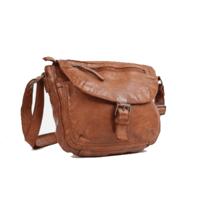Bear Design CL32609 Mattea Schoudertas Cognac