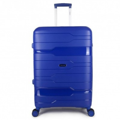 Koffer Decent One-City RK-9365C Blue 76 cm