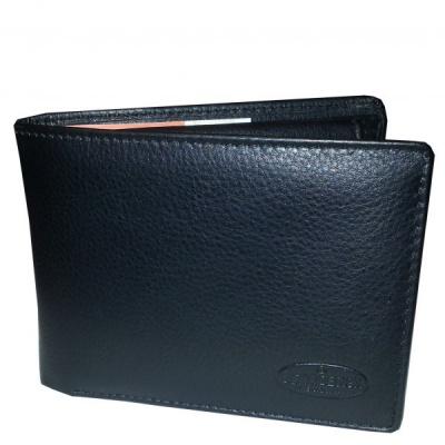 Portemonnee Bear Design FR7254 Zwart