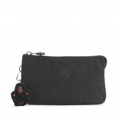 Kipling Large purse Black