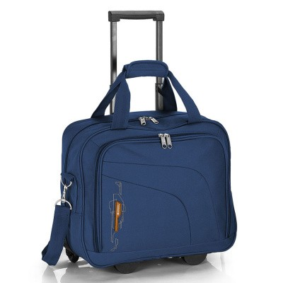 Foto van Trolley Gabol Week Pilot Case Blue