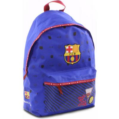 Kinderrugtas FC Barcelona Blauw