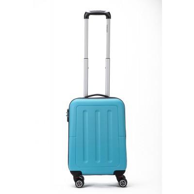 Foto van Koffer Decent Neon-Fix 55 Blauw