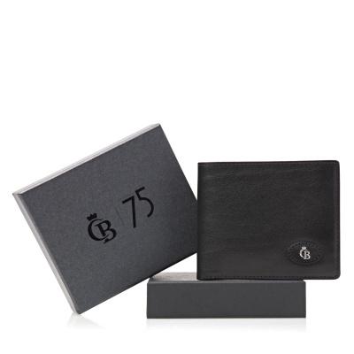 Foto van Giftbox Castelijn & Beerens Billfold 80 4197 Zwart