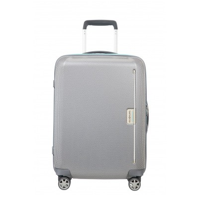 Foto van Samsonite SPINNER 55/20 GREY/CAPRI BLUE
