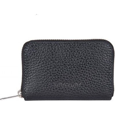 Foto van Myomy MY WALLET Small Rambler Black