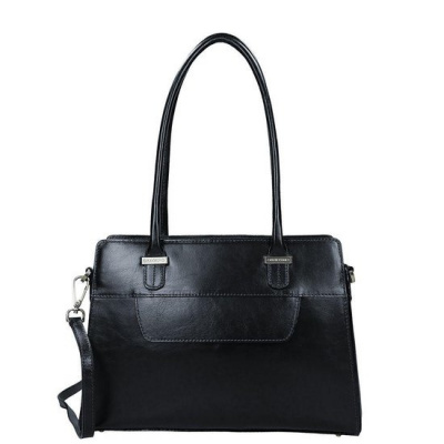 Foto van Claudio Ferrici Classico Shoulder Bag navy