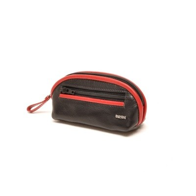 Berba Soft 003-094 Key Pouch Black-Red
