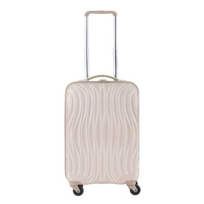 CarryOn Trolley 55cm Wave Champagne