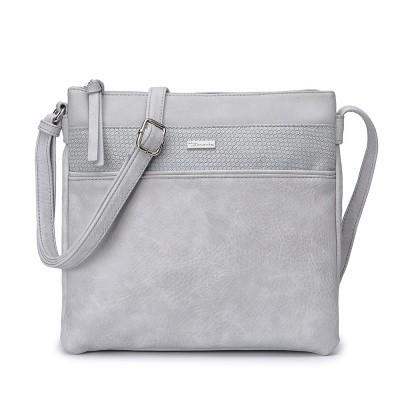 Tamaris Khema Crossbody Bag S Light Grey