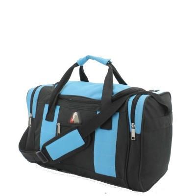 Reistas/Sportas Run Away 15627 40 cm Zwart-Blauw