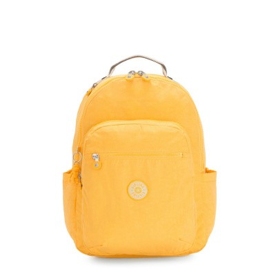 Rugtas Kipling Seoul Vived Yellow