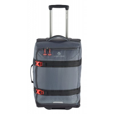 Foto van Eagle Creek Expanse Wheeled Duffel int Carry On Stone Grey